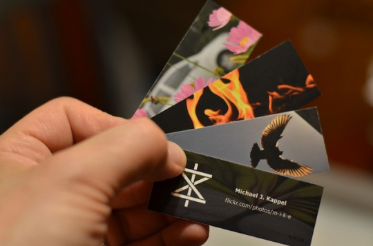 22 Innovative Business Cards for graphers CodeKnows
