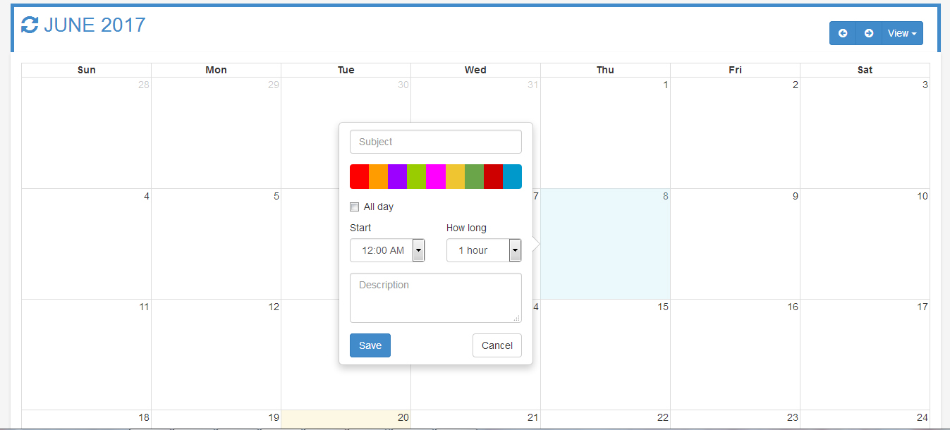 jquery calendar datepicker plugins