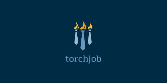 Torch Logo Designs