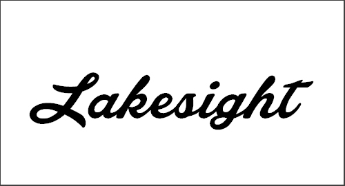 Lakesight Personal Use Only Font