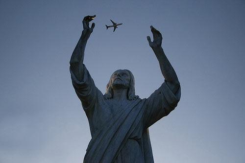 900 Foot Tall Jesus