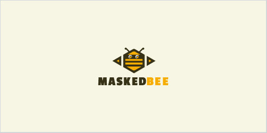 MASKED BEE