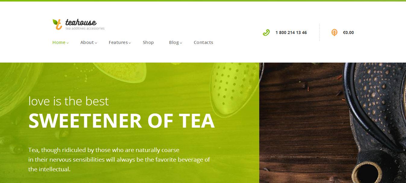 Food WordPress Themes